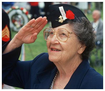 Donate to Hope's Veteran's Program